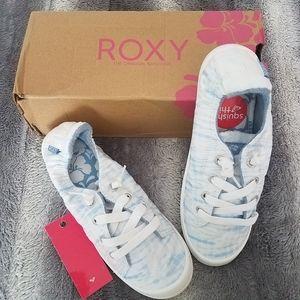 Roxy Sneakers Tie Dye NWT